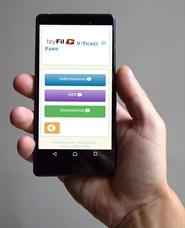 V-Tickets : le Ticket digital via QR Code pour smartphone ACTUALITÉS