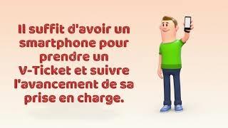 Solution Ticket Virtuel smartphone DÉCOUVRIR