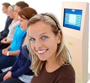 Solution et logiciel de gestion des files d'attente et de l'accueil SOLUTIONS